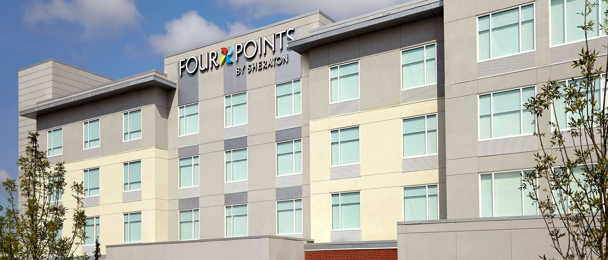 Four Points by Sheraton Edmonton International Airport - Hotel Exterior